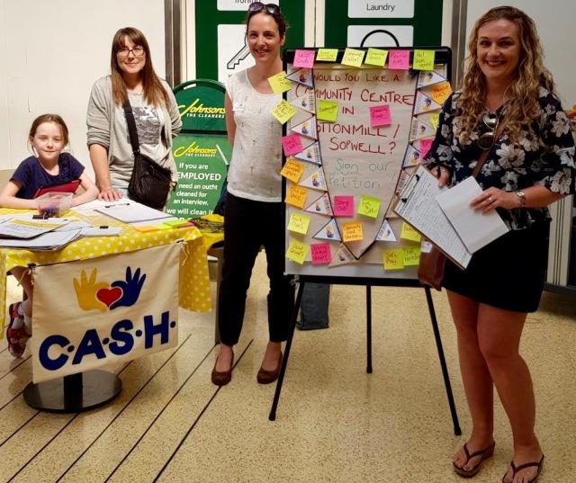 CASH campaign sainsburys