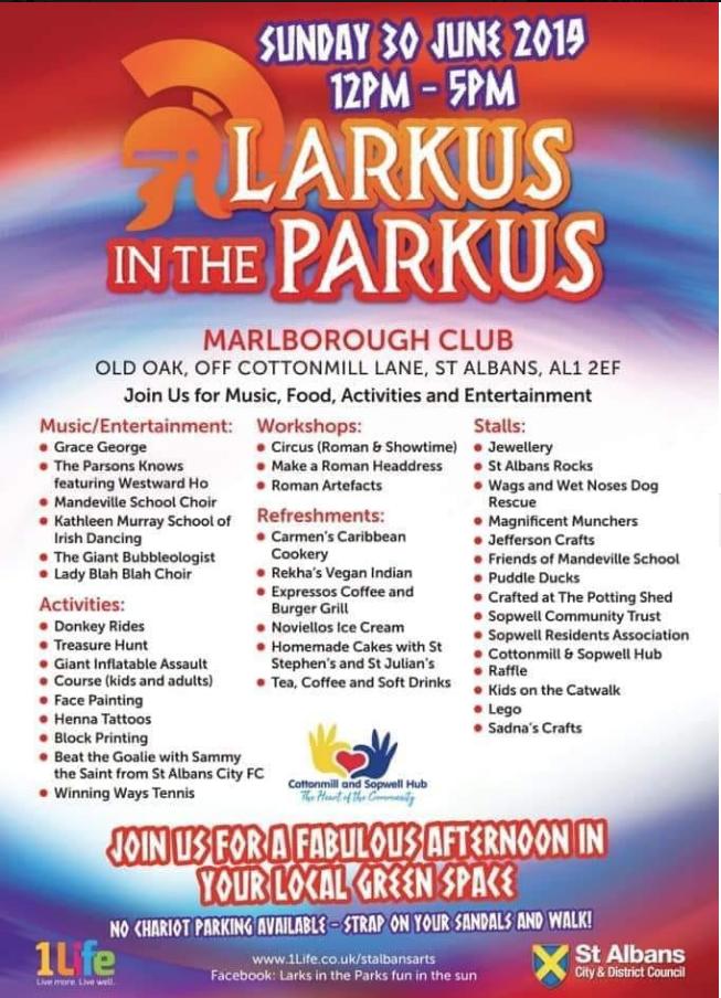 larks poster